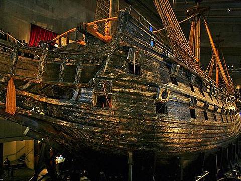 瓦萨博物馆旅游景点图片
