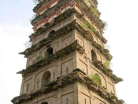 广安白塔旅游景点图片