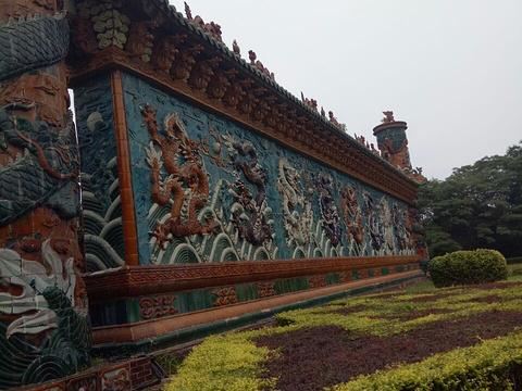 千龙壁旅游景点图片