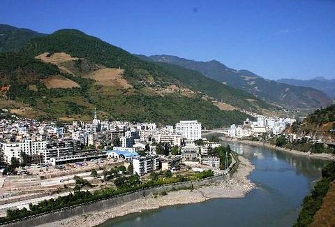 怒江旅游图片