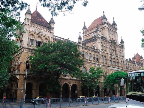 孟买大学(要塞校区)旅游景点图片