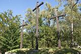 三个十字架瞭望亭