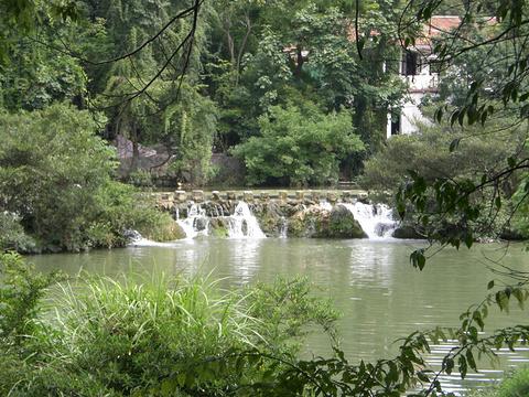 百步桥旅游景点图片