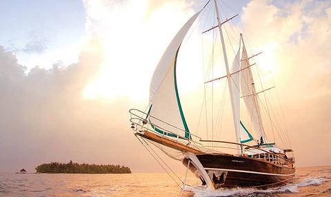 悦榕庄瓦宾法鲁岛旅游图片