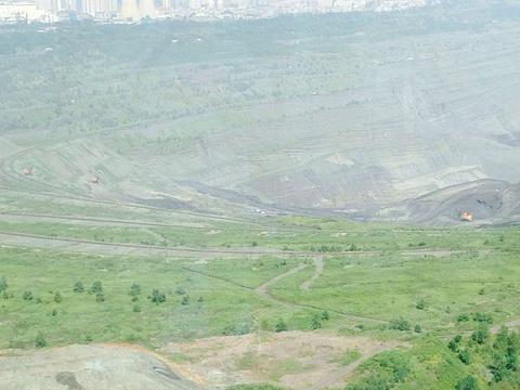 抚顺煤矿博物馆旅游景点图片