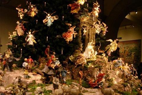 圣诞展览馆