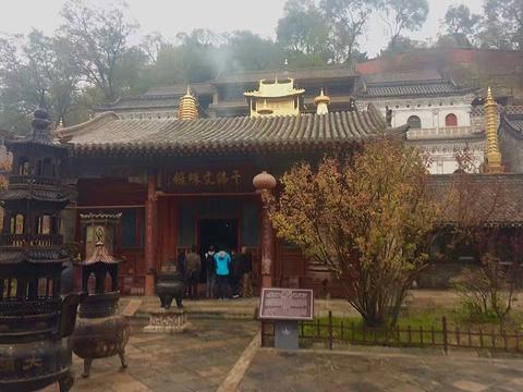 文殊寺旅游景点图片