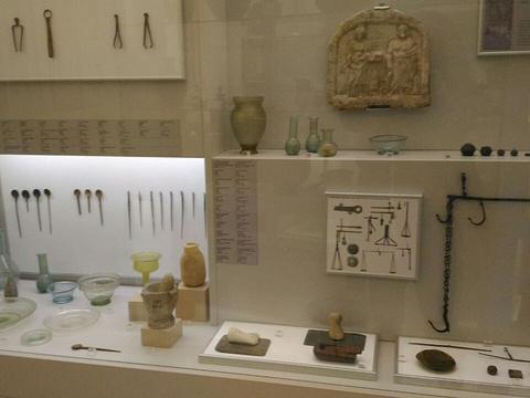 萨格勒布考古博物馆旅游景点图片