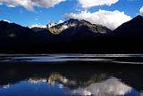 嘎朗湖景区