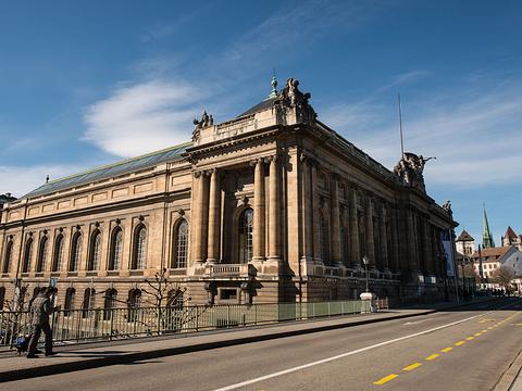 艺术与历史博物馆旅游景点图片