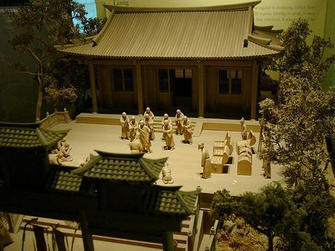 十朝珍宝馆旅游景点图片