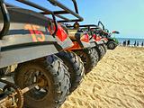 双月湾双人沙滩摩托车体验