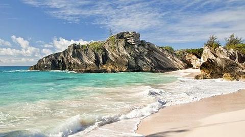 百慕大旅游景点图片