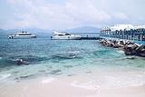 蜈支洲岛快艇体验
