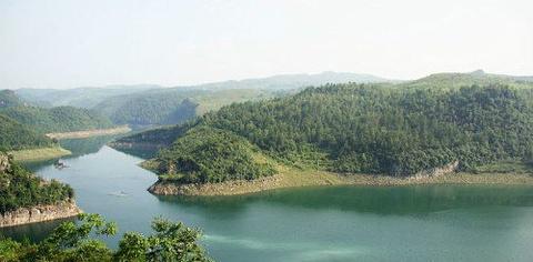 三丈水省级森林公园