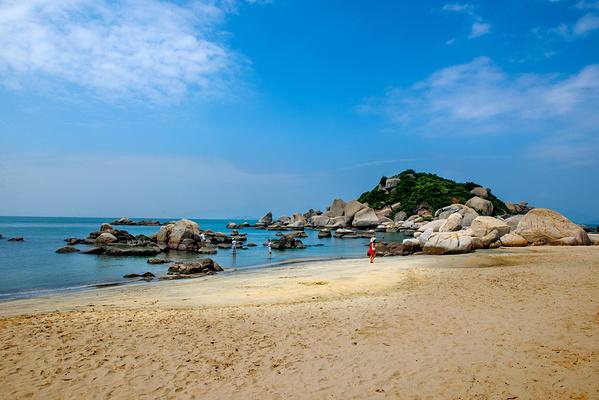 巽寮湾旅游景点图片