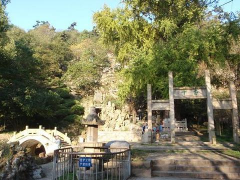 玉峰山旅游景点图片
