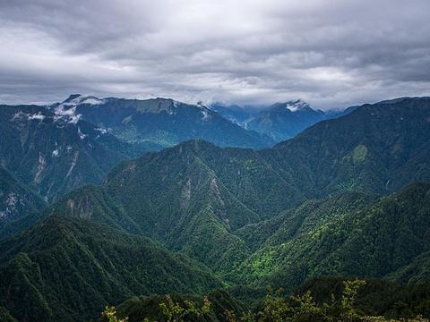 红石尖旅游景点图片