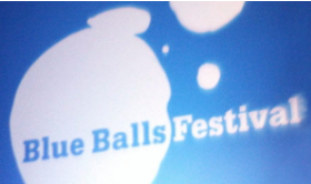 蓝色球音乐节(Blue Balls Festival)