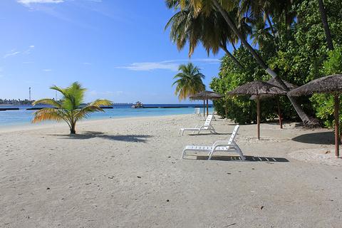 美露丽芙岛旅游景点图片