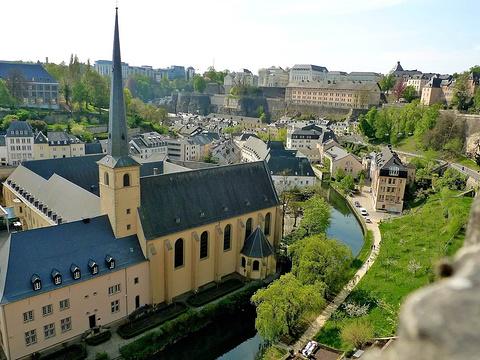 卢森堡旅游景点图片