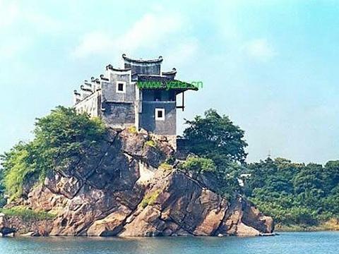 香零山旅游景点图片