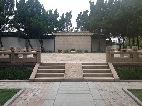 叶圣陶墓园的图片