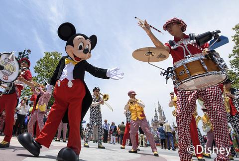 上海迪士尼乐团