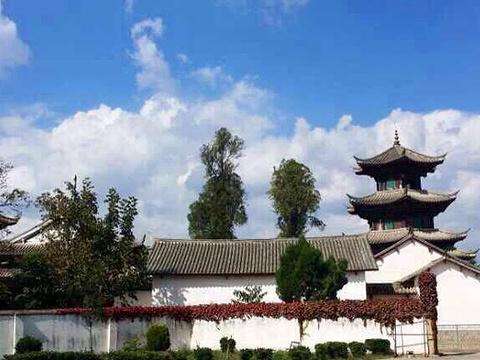 拖姑清真寺旅游景点图片