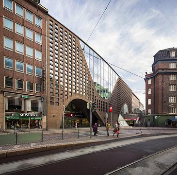 赫尔辛基大学主图书馆的图片