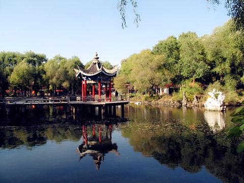 双鸭山旅游图片
