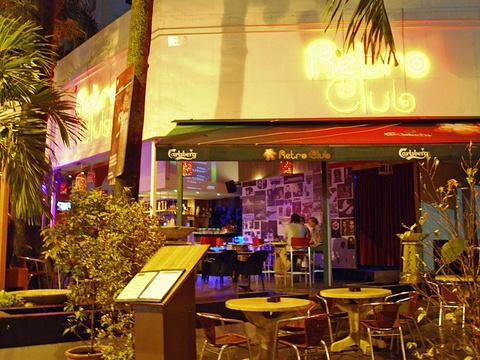比南利酒吧街旅游景点图片