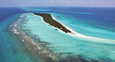 马尔代夫棕榈海滩度假村旅游图片