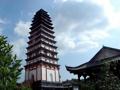 简阳白塔园旅游景点图片