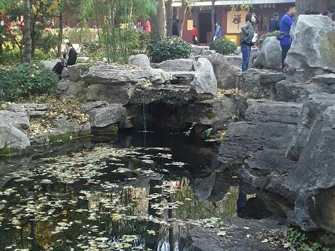 圣水泉旅游景点图片