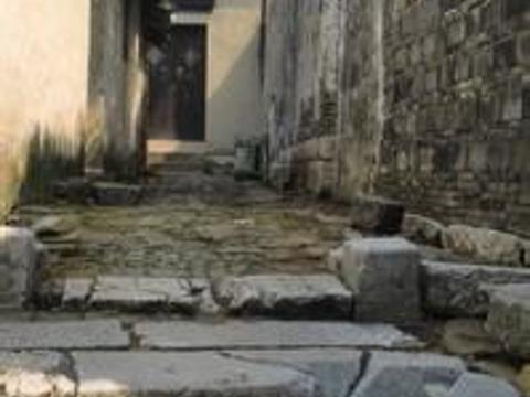 杨湾古村旅游景点图片