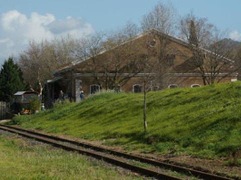 法国小镇Franschhoek旅游景点图片