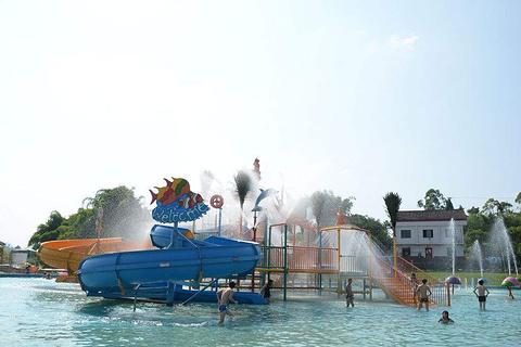 广安蒙成水上乐园的图片