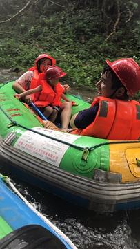 惠州昆山峡森林海漂流