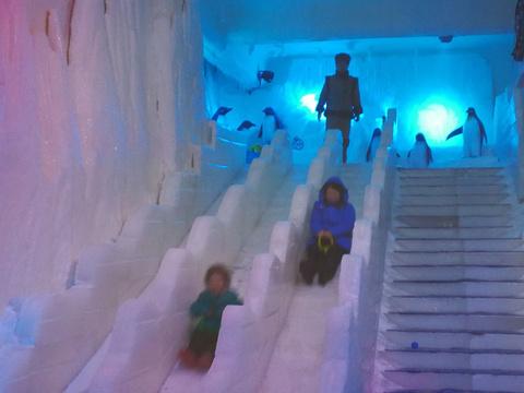 南极岛冰雪乐园