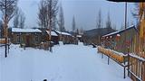 柳河冰河雪谷