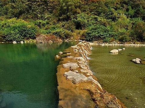 王烈泉旅游景点图片