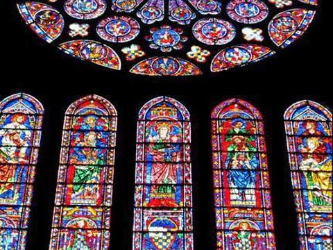 沙特尔主教座堂旅游景点图片