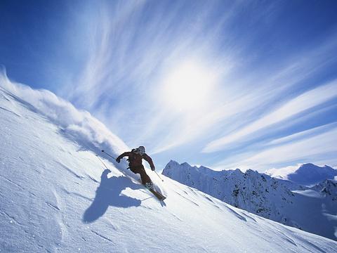 亚布力滑雪场旅拍旅游景点图片