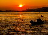 东门岛渔村
