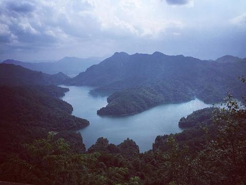 茶山水库旅游景点图片