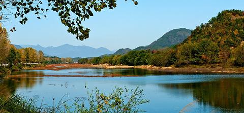 天堂湖湿地公园