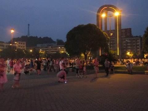 侯家台子广场旅游景点图片