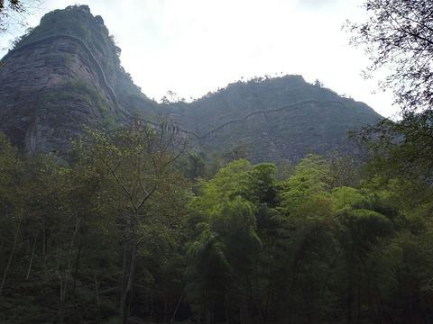 飞龙栈道旅游景点图片