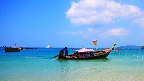 甲米天堂岛的图片